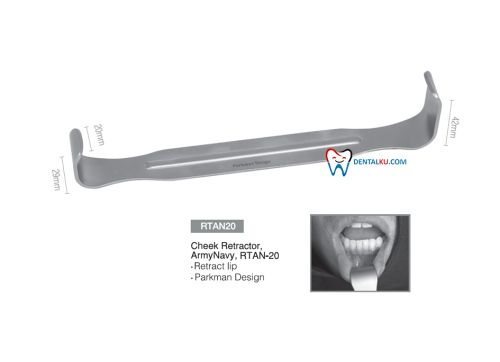 Lip Wider - Retractor Cheeck Retractor 2 rtan20_isinya