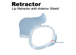 Lip Wider - Retractor Retractor with Anterior Shield